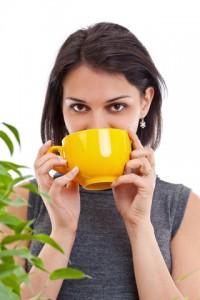 eten en drinken tijdens de menstruatie